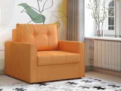 Кресло-кровать Лео арт. ТК-346 тыквенный