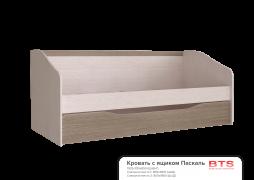 Кровать с ящиками Паскаль