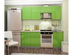 Кухня София 2,1 МДФ Зеленый