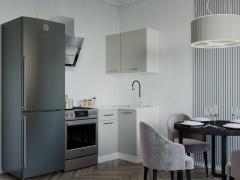 Кухонный гарнитур угловой Шампань 1000У