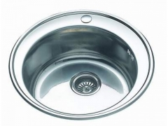 Мойка WW 490-P 0.6-160 круглая