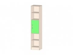 Стеллаж Буратино Зеленый